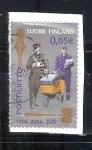 Stamps : Europe : Finland :  correo RESERVADO