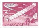 Sellos de Europa - Rusia -  aeromodelismo