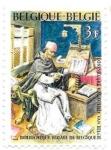 Sellos de Europa - Bélgica -  biblioteca nacional