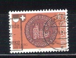 Sellos de Europa - Suiza -  friburg