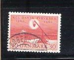 Sellos de Europa - Dinamarca -  paisaje