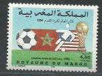 Sellos del Mundo : Africa : Marruecos :  Copa del Mundo 1994