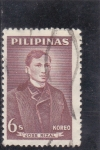 Stamps : Asia : Philippines :  José Rizal