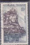 Stamps France -  panorámica Beynac-Cazenac