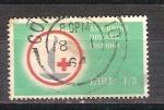 Sellos de Europa - Irlanda -  Cruz Roja RESERVADO