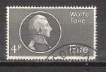 Sellos de Europa - Irlanda -  wolfe tone RESERVADO