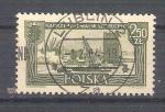 Sellos de Europa - Polonia -  industria RESERVADO