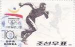 Stamps Asia - North Korea -  Olimpiada de Barcelona'92