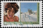 Stamps : Europe : France :  Blessing Nigeria