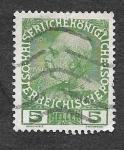Sellos de Europa - Austria -  113 - Franz Josef