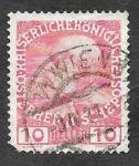 Sellos de Europa - Austria -  115 - Franz Josef