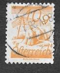 Sellos de Europa - Austria -  311 - Telégrafo