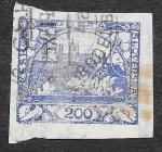 Sellos de Europa - Checoslovaquia -  9 - Hradčany de Praga