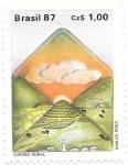 Stamps America - Brazil -  correo rural