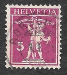 Stamps Europe - Switzerland -  160 - Guillermo Tell, Hijo