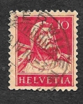 Stamps Europe - Switzerland -  167 - Guillermo Tell