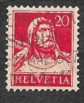 Stamps Europe - Switzerland -  174 - Guillermo Tell