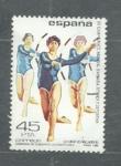 Stamps Europe - Spain -  Gimnasia retmica