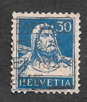 Stamps Europe - Switzerland -  180 - Guillermo Tell
