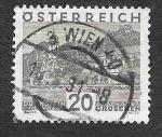 Stamps of the world : Austria :  343 - Dürnstein