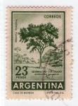 Stamps : America : Argentina :  Quebracho colorodao