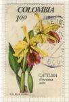 Stamps : America : Colombia :  De la rue de Colombia