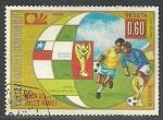 Stamps of the world : Equatorial Guinea :  Futbol