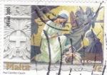 """Stamps : Europe : Malta :  navidad-05  La Natividad"""""""