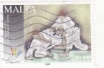 Stamps : Europe : Malta :  yudo