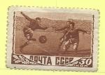 Stamps Europe - Russia -  Futbol