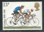 Stamps United Kingdom -  Seclismo