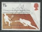 Stamps United Kingdom -  Padel
