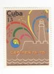 de America - Cuba -  Carifesta