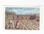 de America - Cuba -  XXV Aniversario de la ley de reforma agraria