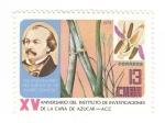 de America - Cuba -  XV Aniversario del instituto de investigacones de la caña de azucar