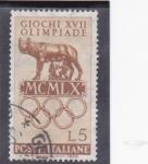 Stamps : Europe : Italy :  Rómulo y Remo