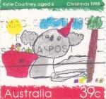 Sellos del Mundo : Oceania : Australia : dibujos infantiles