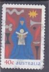 Stamps : Oceania : Australia :  navidad