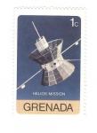 Sellos del Mundo : America : Granada : Misión Helios