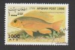 de Asia - Afganistán -  Pseudotroheus tropheops
