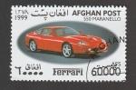 de Asia - Afganistán -  Ferrari modelo Maranello