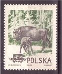Sellos del Mundo : Europa : Polonia : serie- bosque y montaña