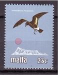 Sellos del Mundo : Europa : Malta : serie´protección de la vida salvaje