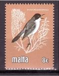 Sellos del Mundo : Europa : Malta : Protección de la Naturaleza