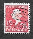 Sellos de Europa - Dinamarca -  249 - Hans Christian Andersen