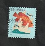 Stamps America - United States -  Fauna marina