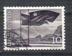 Sellos del Mundo : Europa : Liechtenstein : banderas