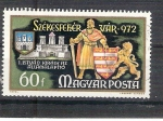 Stamps : Europe : Hungary :  escudos