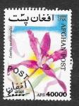 Stamps Afghanistan -  Mi1919 - Orquídeas
