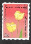 de Asia - Afganistán -  Yt1525 - Tulipan